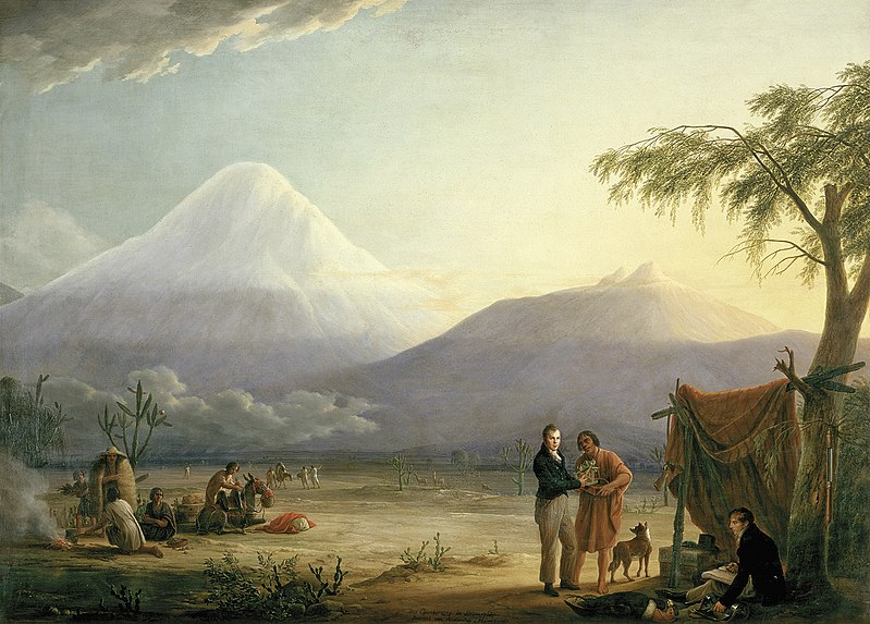 Humboldt y Bonpland