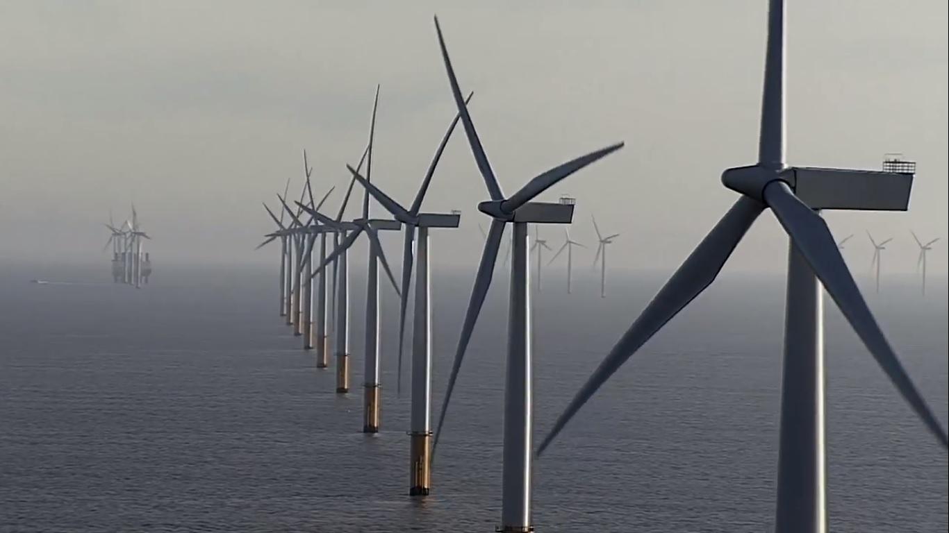Fotograma de la serie documental Islas del Futuro.