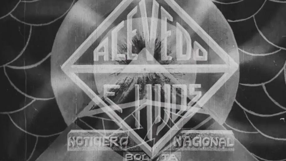 Logo Acevedo e hijos cine 1915