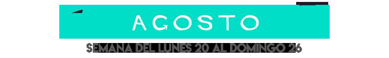 Películas de cine de agosto en Señal Colombia