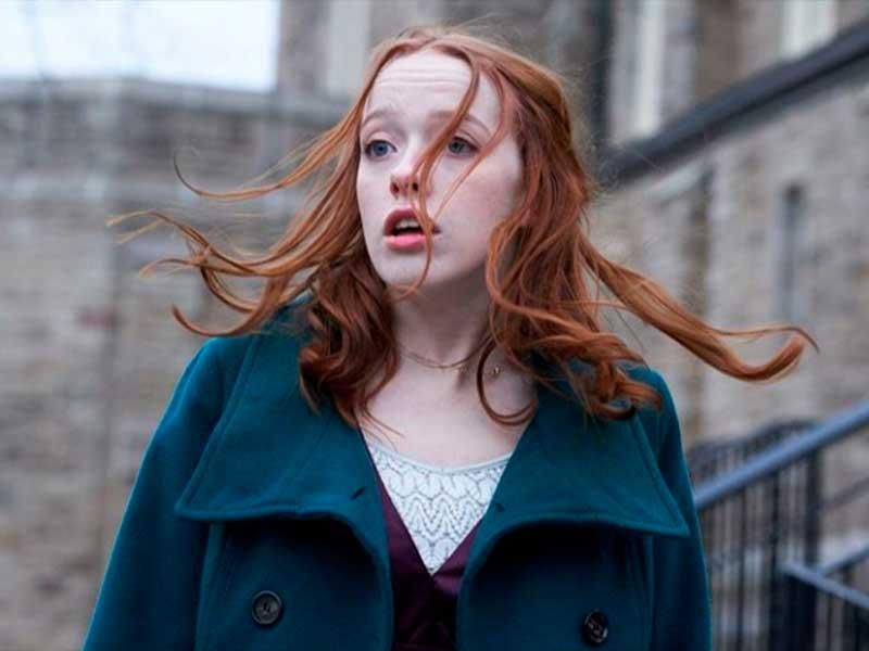 Amybeth McNulty en Maternal - perfil