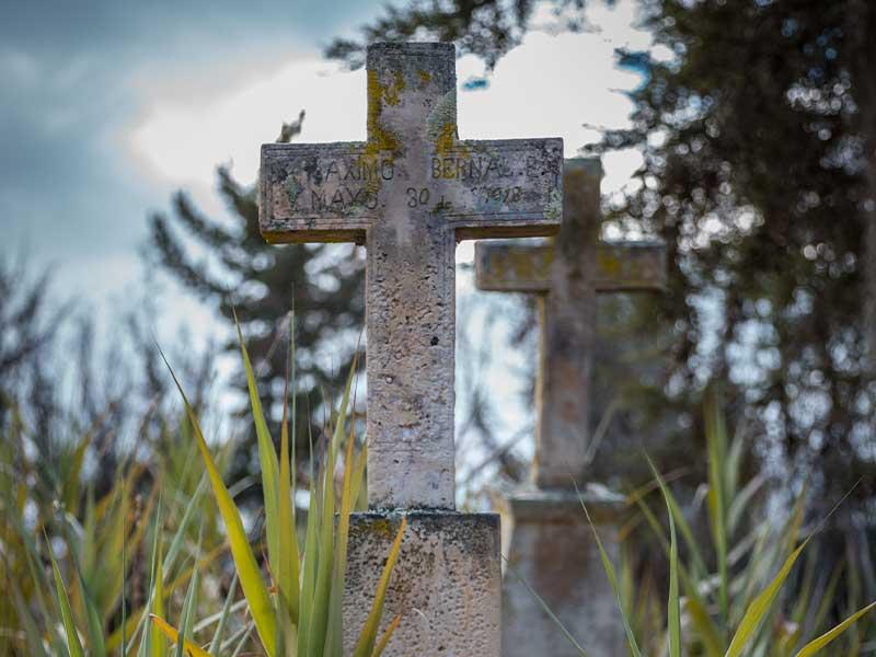 Cementerio de Guatavita La Antigua