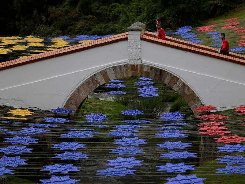 Puente de Boyacá, 7 de agosto cumbre independencia