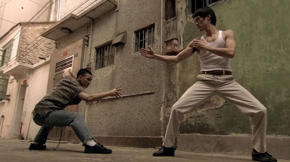 La leyenda de Bruce Lee serie senal colombia
