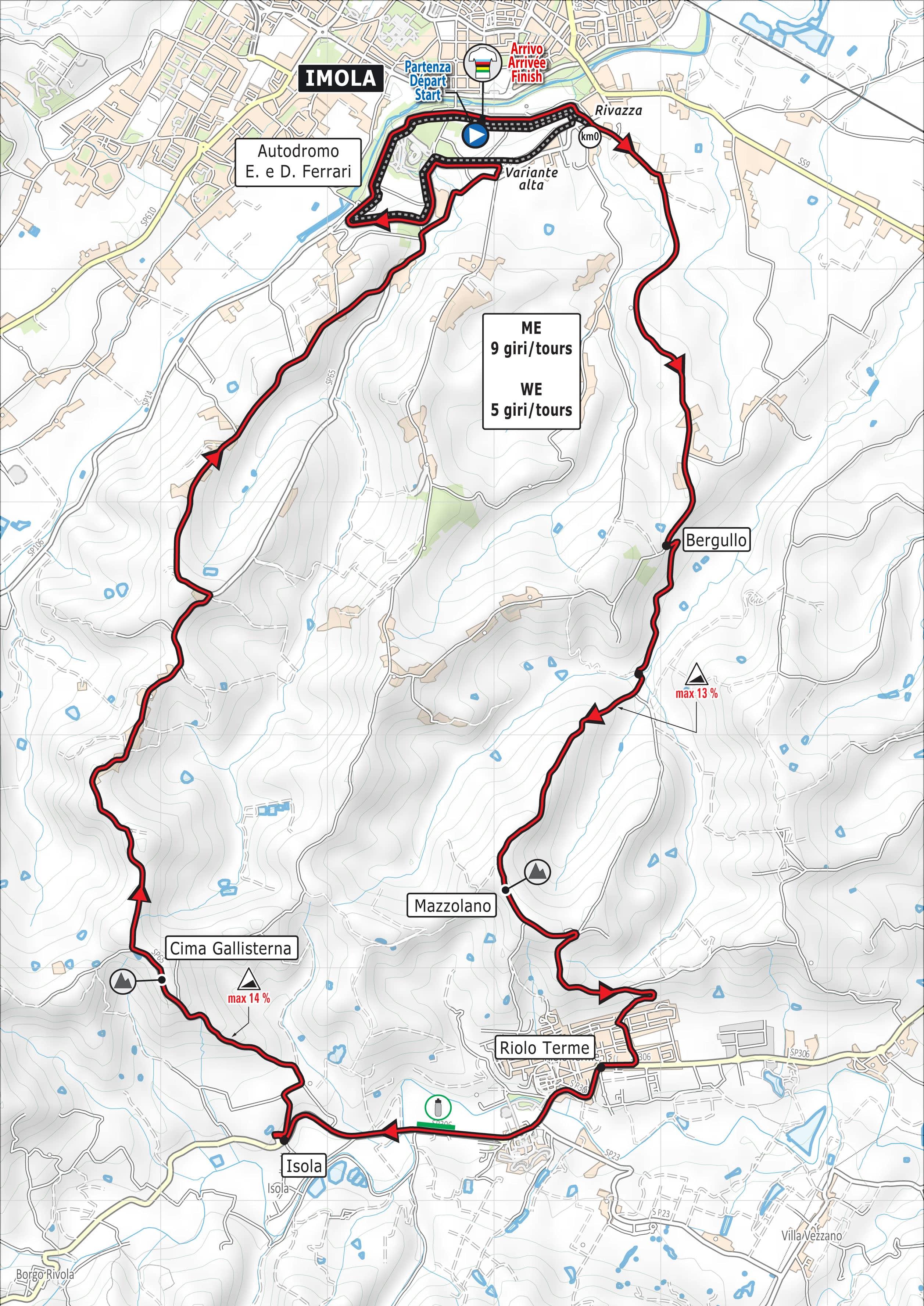 Circuito Mundial de Ruta 2020