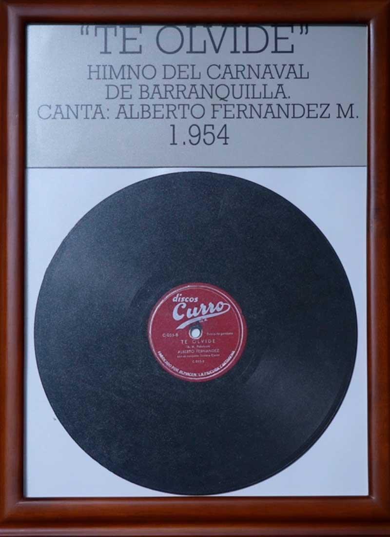 Alberto Fernández Mindiola retrato documental padre vallenato