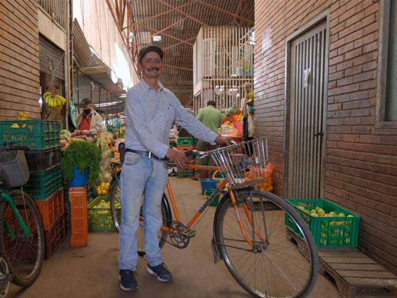 Documental Colombia y la bicicleta