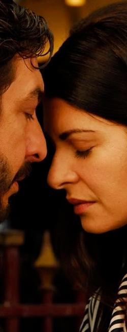 """Imagen de la cinta: """"El secreto de sus ojos"""""""