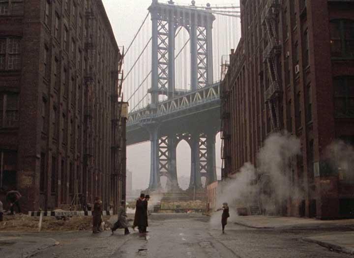 Puente de Brooklyn en los años 20