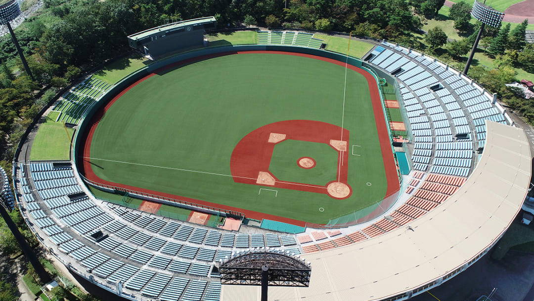 Estadio béisbol