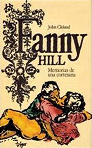 Carátula del libro Fanny Hill. Fuente: Amazon.com