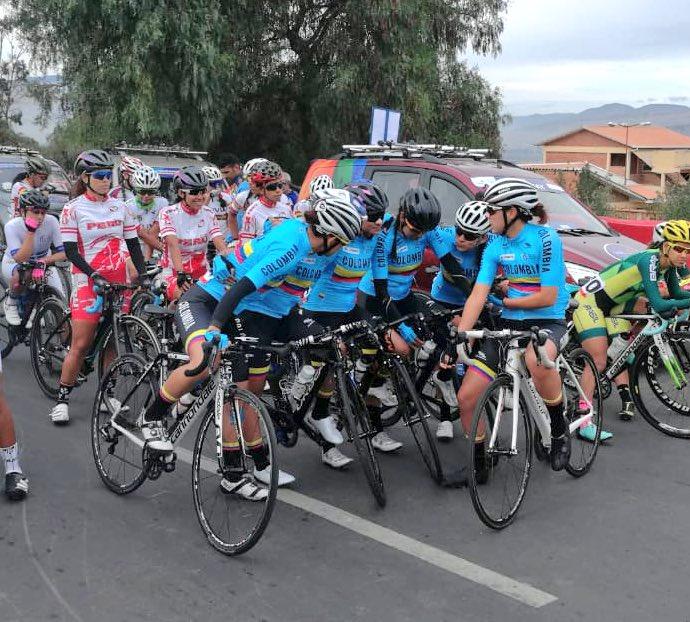 Equipo colombiano de ciclismo femenino de ruta