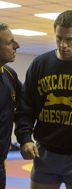"""Imagen de la película """"Foxcatcher"""""""