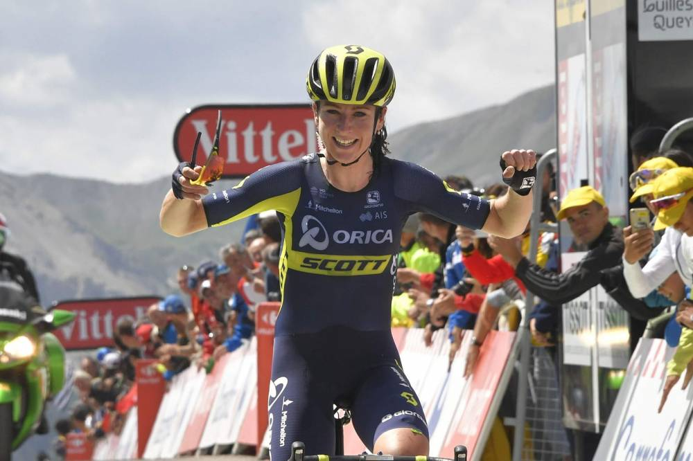 Annemiek van Vleuten, actual ganador de La Course / La Course oficial