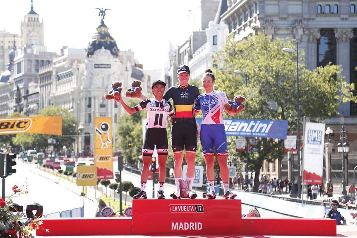 Momento de la Madrid Challenge by La Vuelta / Amaury Sport Organisation (ASO)