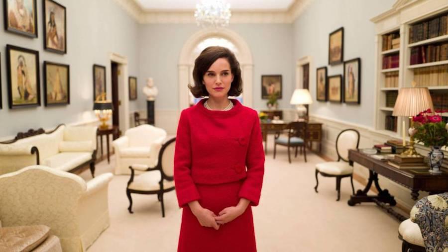 """Natalie Portman en """"Jackie"""""""