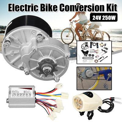Kit para convertir una bici en bicicleta elétrica