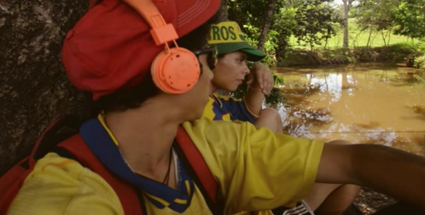 Fotograma del documental La Fortaleza.