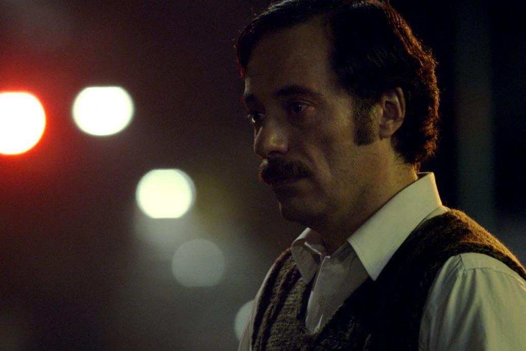 Protagonista de La larga noche de Francisco Sanctis
