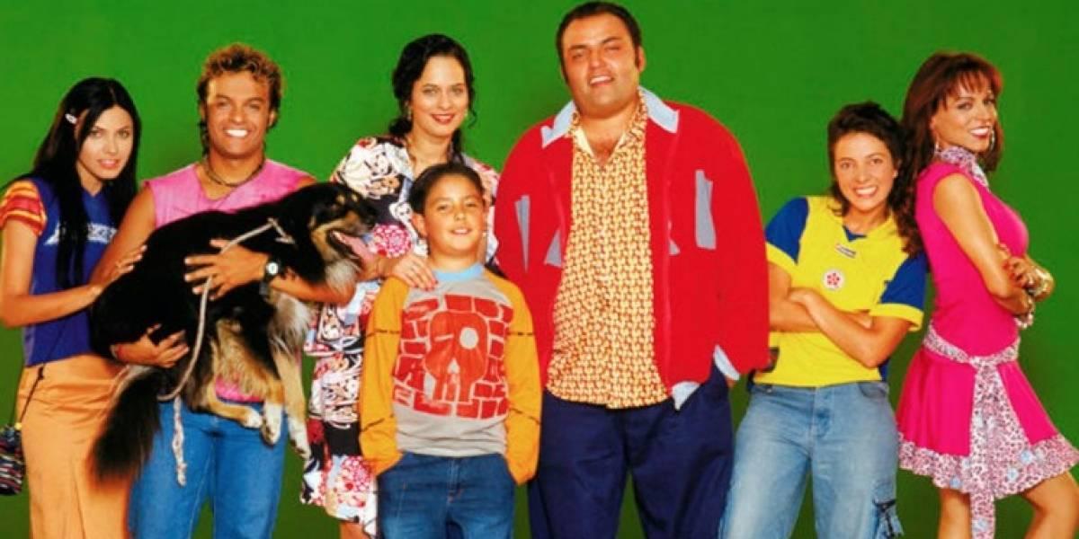 los reyes familia en la televisión señal colombia