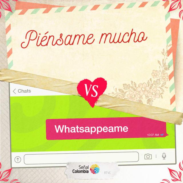 El romance de novela vs. romance de smartphone
