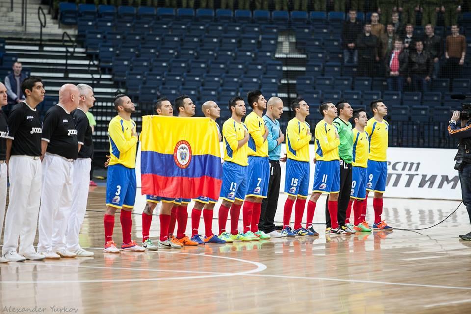 Colombia, campeón mundial de microfútbol en 2015 / AMF