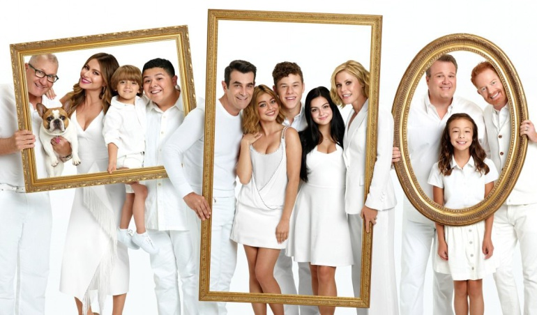 modern family familia en televisión señal colombia
