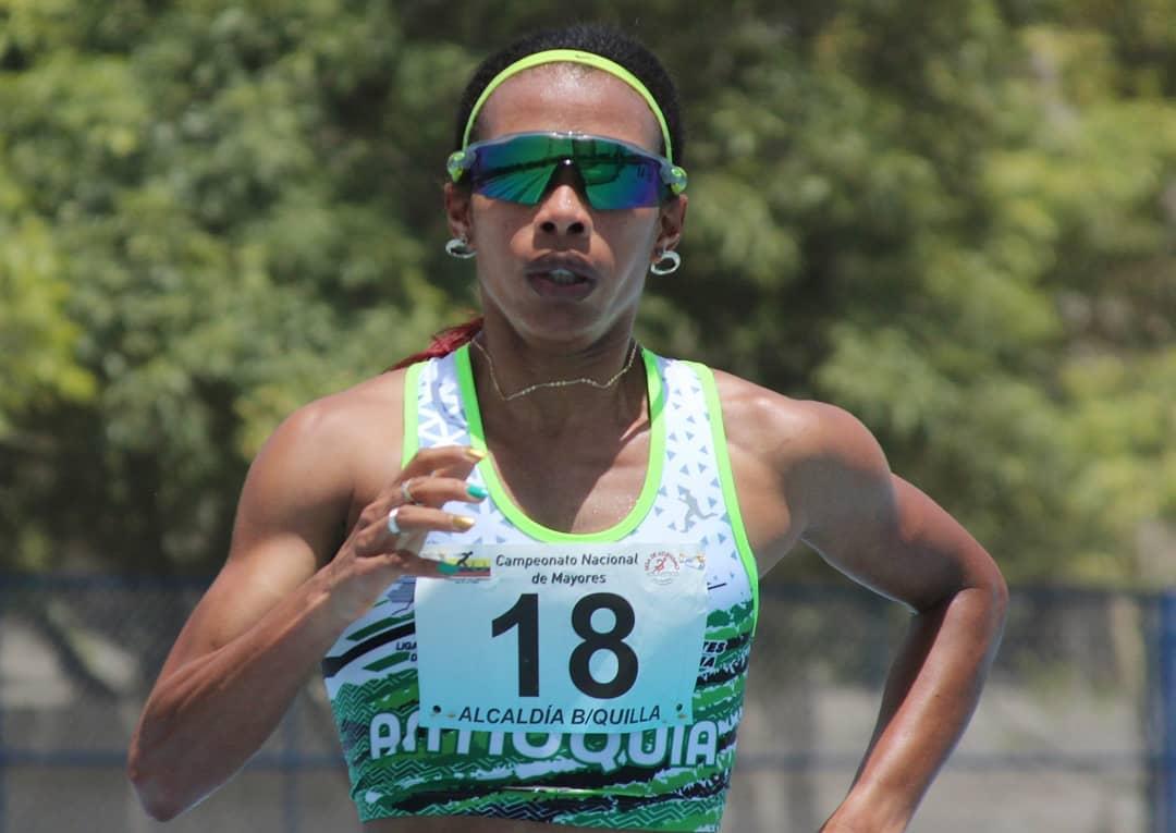 Muriel Coneo, atleta colombiana / Instagram Muriel Coneo