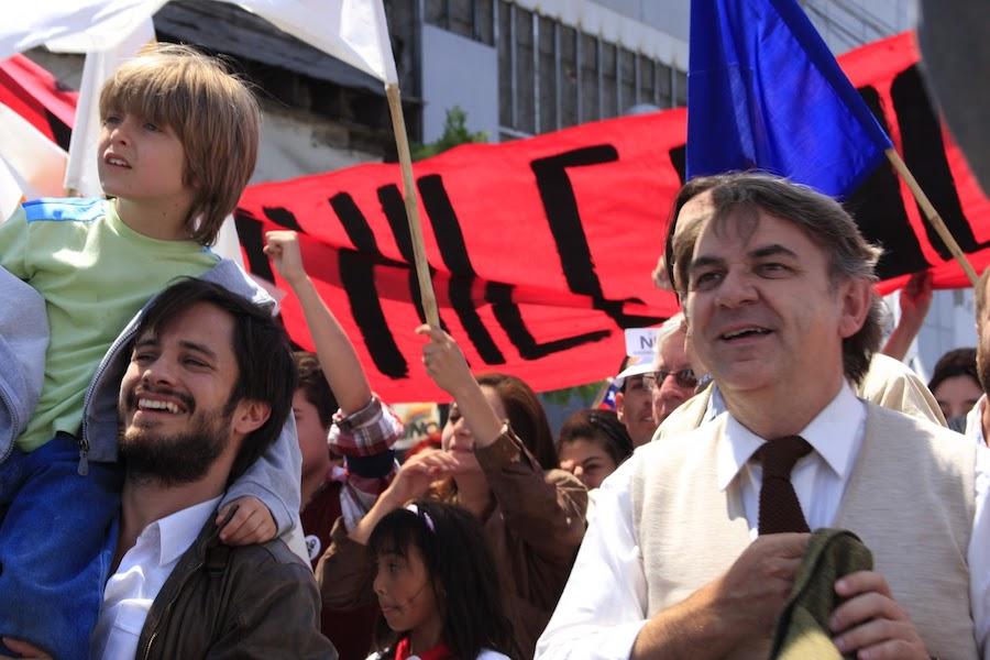"""Imagen de la película """"No de Pablo Larraín"""