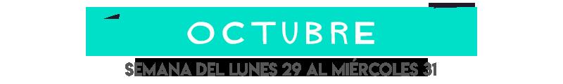 Películas de cine de octubre en Señal Colombia