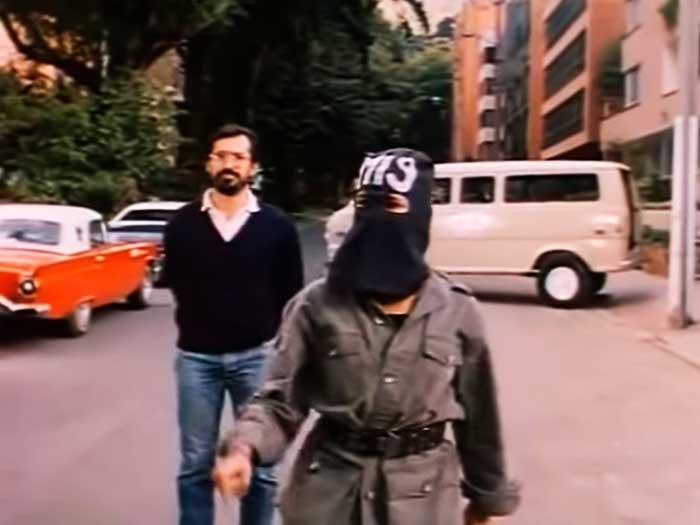 Película La toma de la embajada