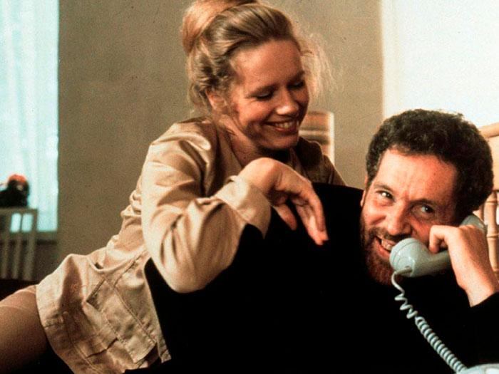 Una pareja casada en la película Secretos de un matrimonio