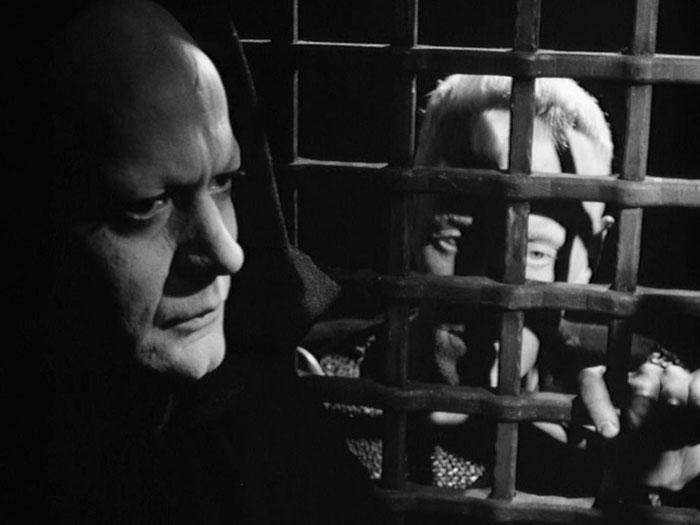 Película séptimo sello Igmar Bergman