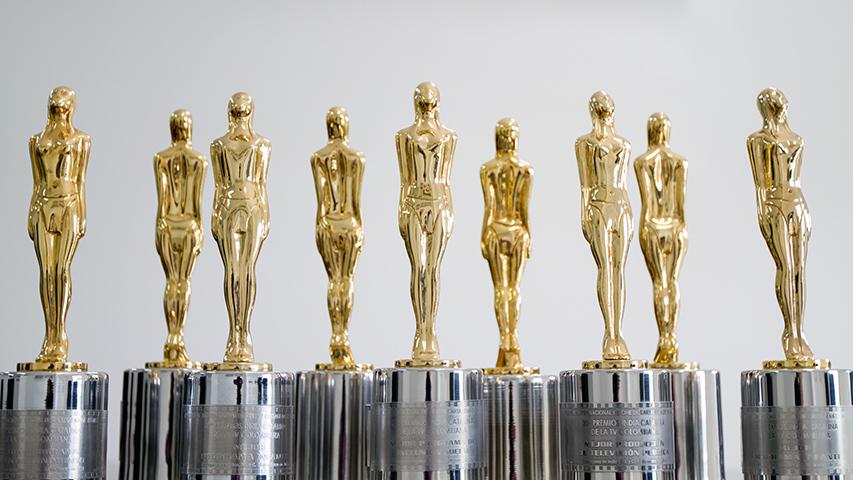 Estatuilla premios India Catalina