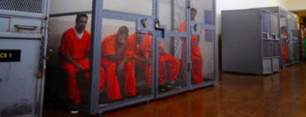 preso en norteamerica