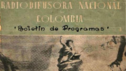 radio difusora nacional de colombia archivo
