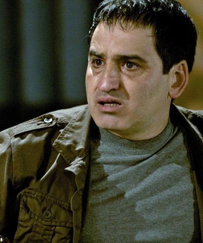 Actor colombiano Robinson Díaz
