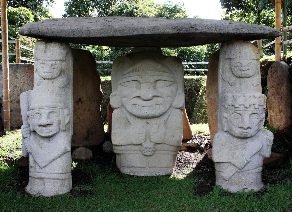Piedras de San Agustin