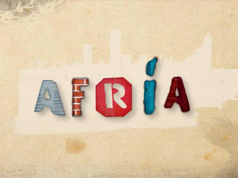 Serie documental afría