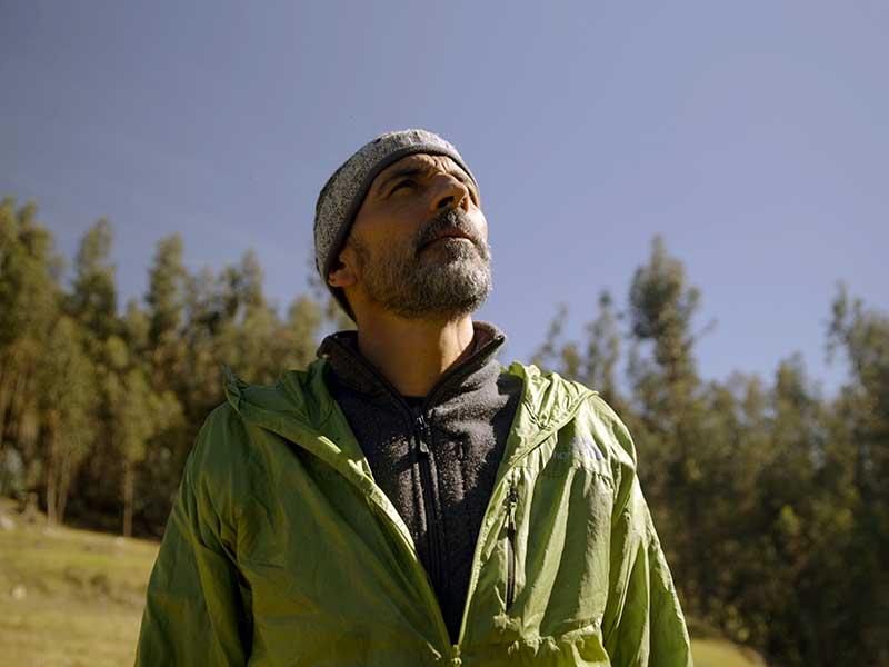 Serie documental El placer de escaparse del mundo