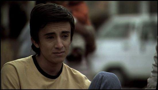 Fotograma de la película Silencio en el paraíso.