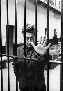 David Alfaro Siqueiros, Creative Commons.
