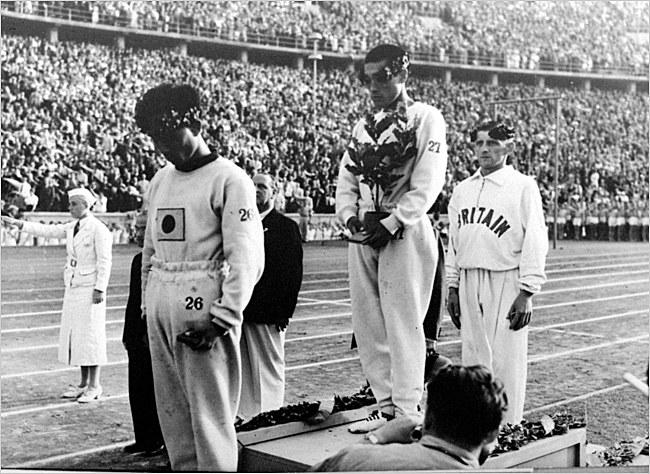 Sonh Kee-Chung, medallista coreano en los Olímpicos de 1936