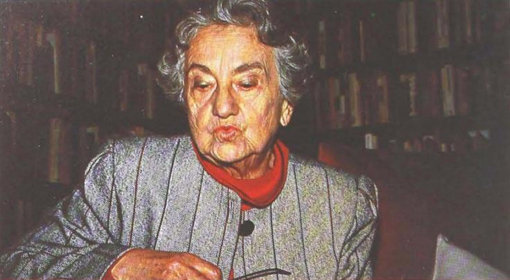 Virginia Gutierrez de Pineda