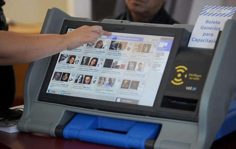 Voto en Argentina