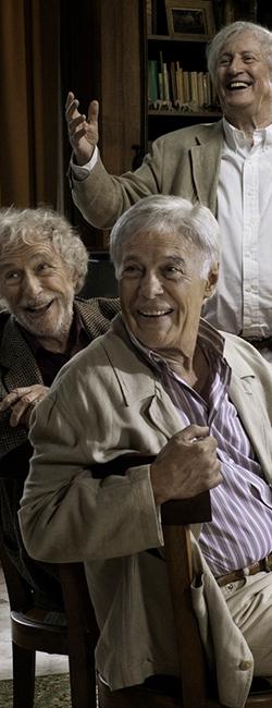 Imagen de la cinta: 'Y si vivimos todos juntos'