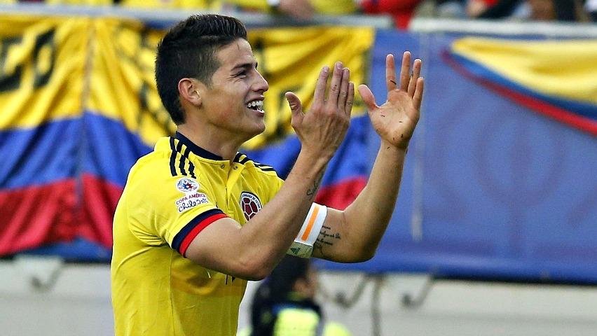 La selección Colombia demuestra que el baile potencia el fútbol