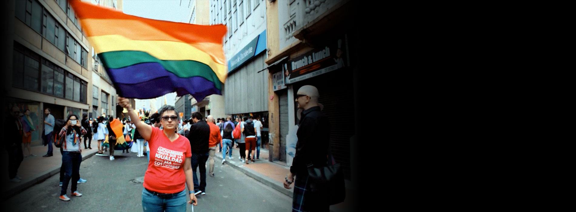 Historia de la lucha LGBT