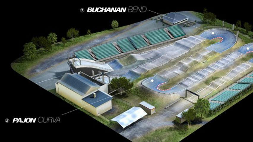 ¿Sabías que una pista de BMX en Bélgica tiene una curva llamada Pajón? / UCI