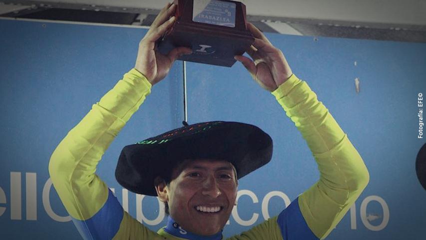 ¿Por qué a los campeones de la Vuelta al País Vasco les ponen una boina?